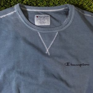 Champion Sweaters - Champion Crewneck Sweatshirt Men's Sz Large